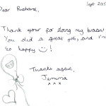 Jemima orthodontic patient testimonial