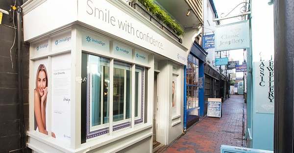 Invisalign makes Brighton smile