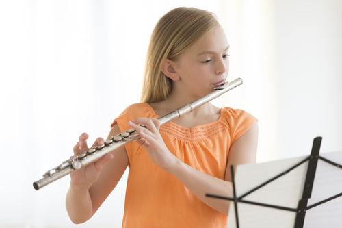 Wind instrument with braces